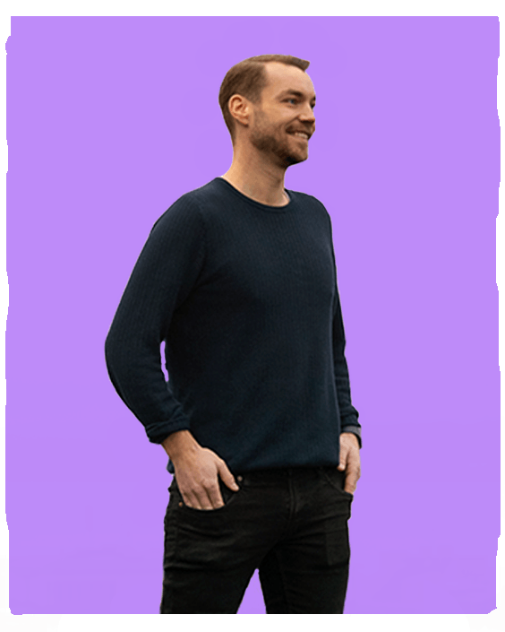 Simon Werner-Zankl VD och grundare av Trustcruit