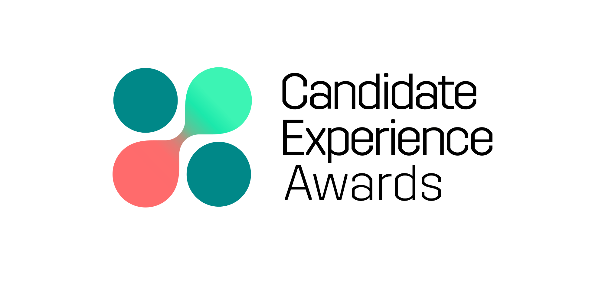 CXP Awards Candidate Experience Awards logo banner