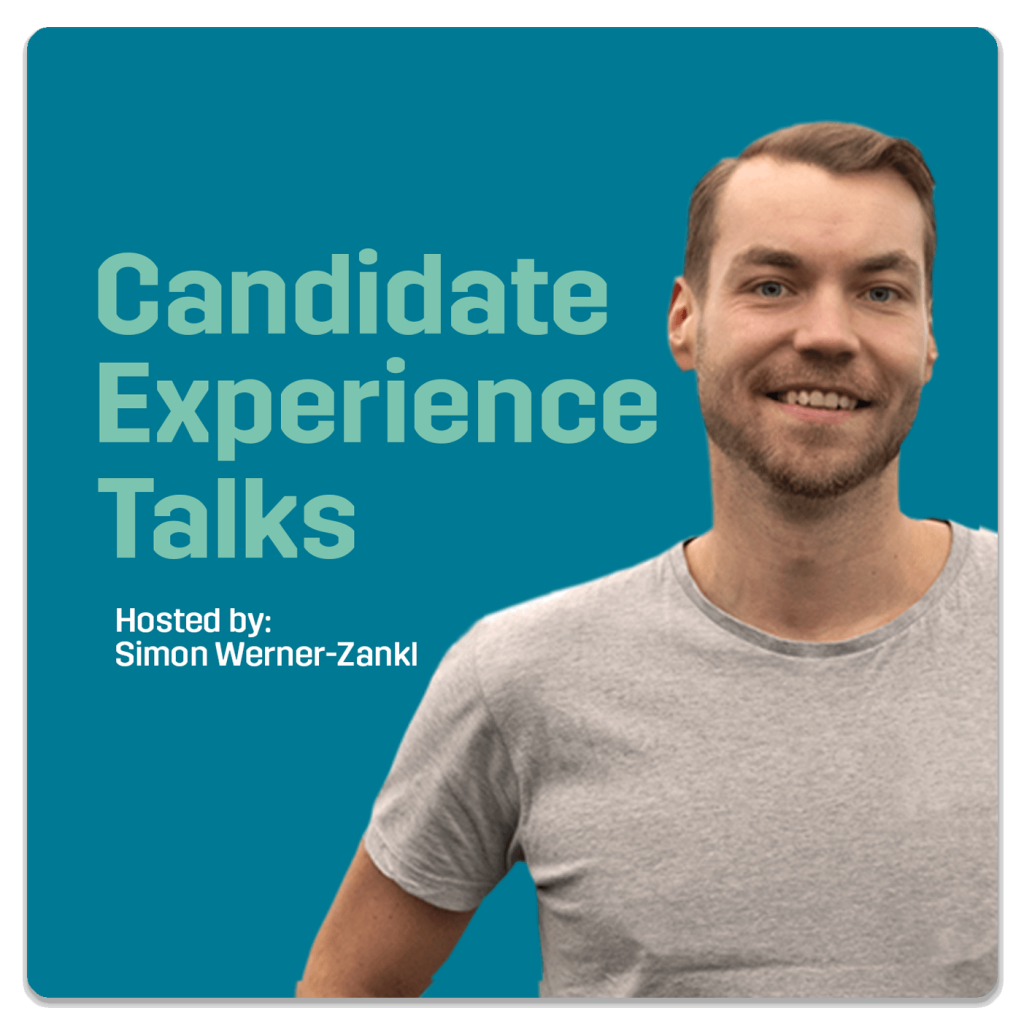Candidate Experience Talks podcast cover