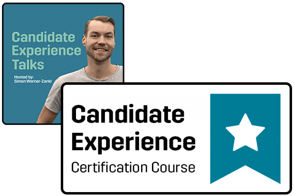 Candidate Experience Talks and Candidate Experience Certification Course banner